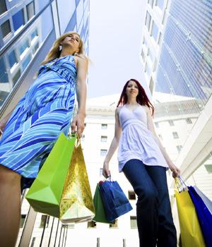 Changing consumer behaviour