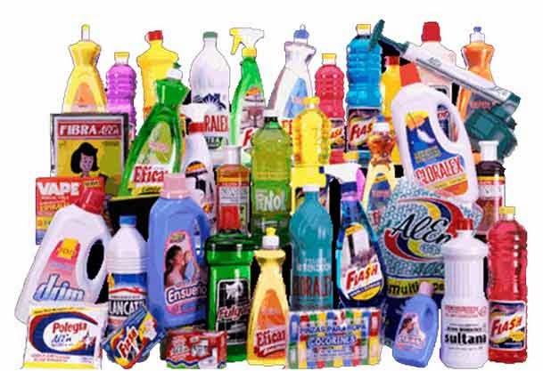 Productos de limpieza for Productos para cocina