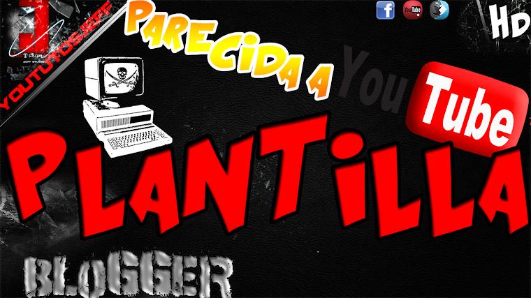PLANTILLA DE VIDEOS PARA BLOGGER