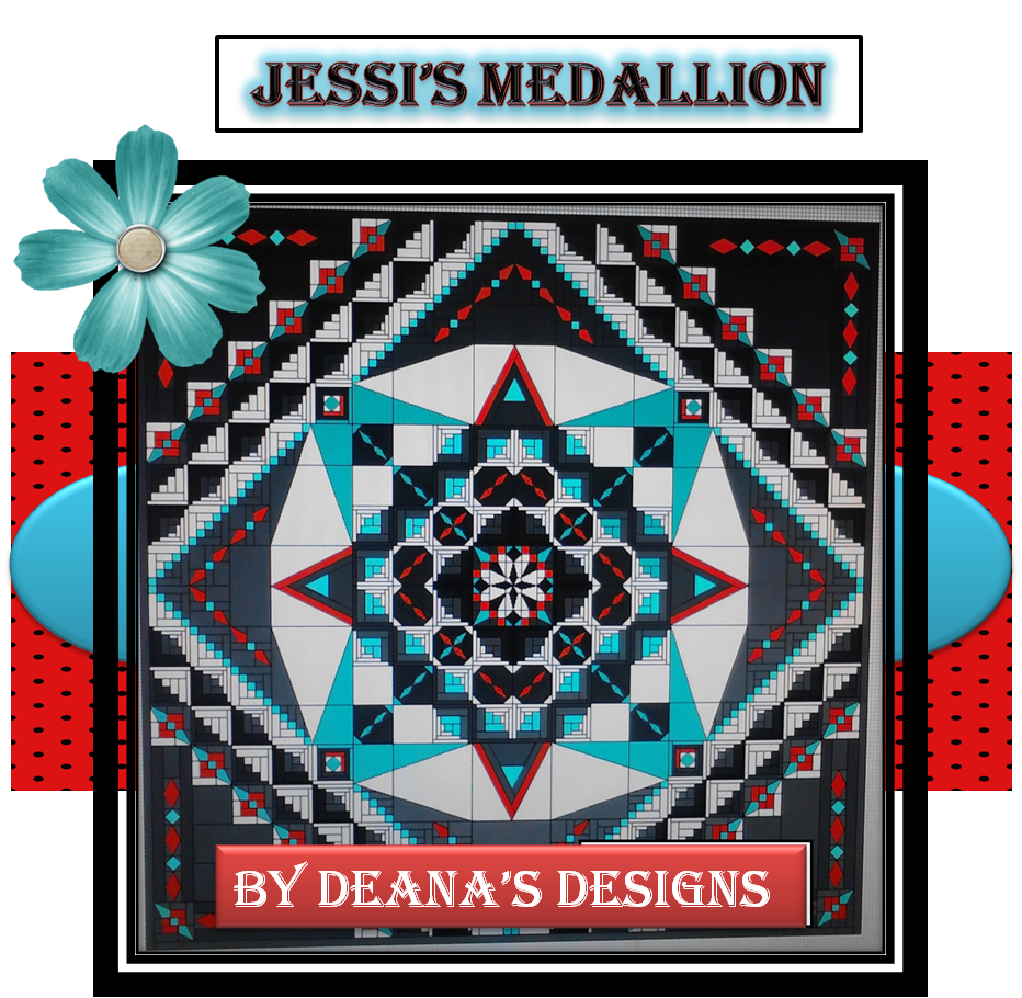 Jessi's Medallion Pattern