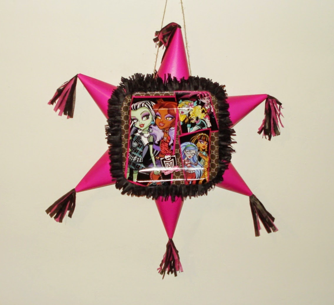 Pinatas Monster High Pinatas