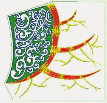 embroidery design goe7 - small