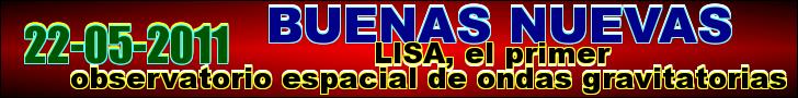 LISA, el primer observatorio espacial de ondas gravitatorias