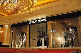 ARMANI no Shopping Cidade Jardim
