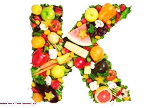 Manfaat Vitamin K