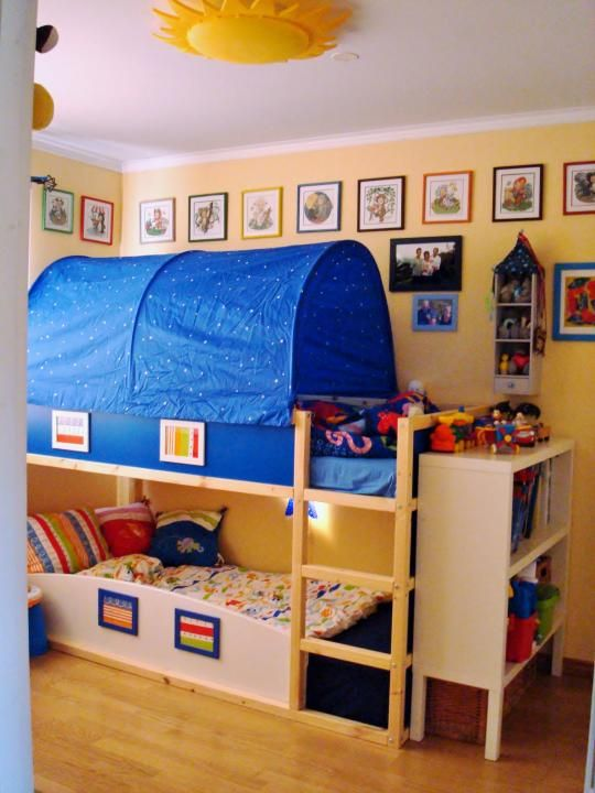 Vidas da nossa vida transformar cama em beliche - Bedroom ideas for 3 year old boy ...