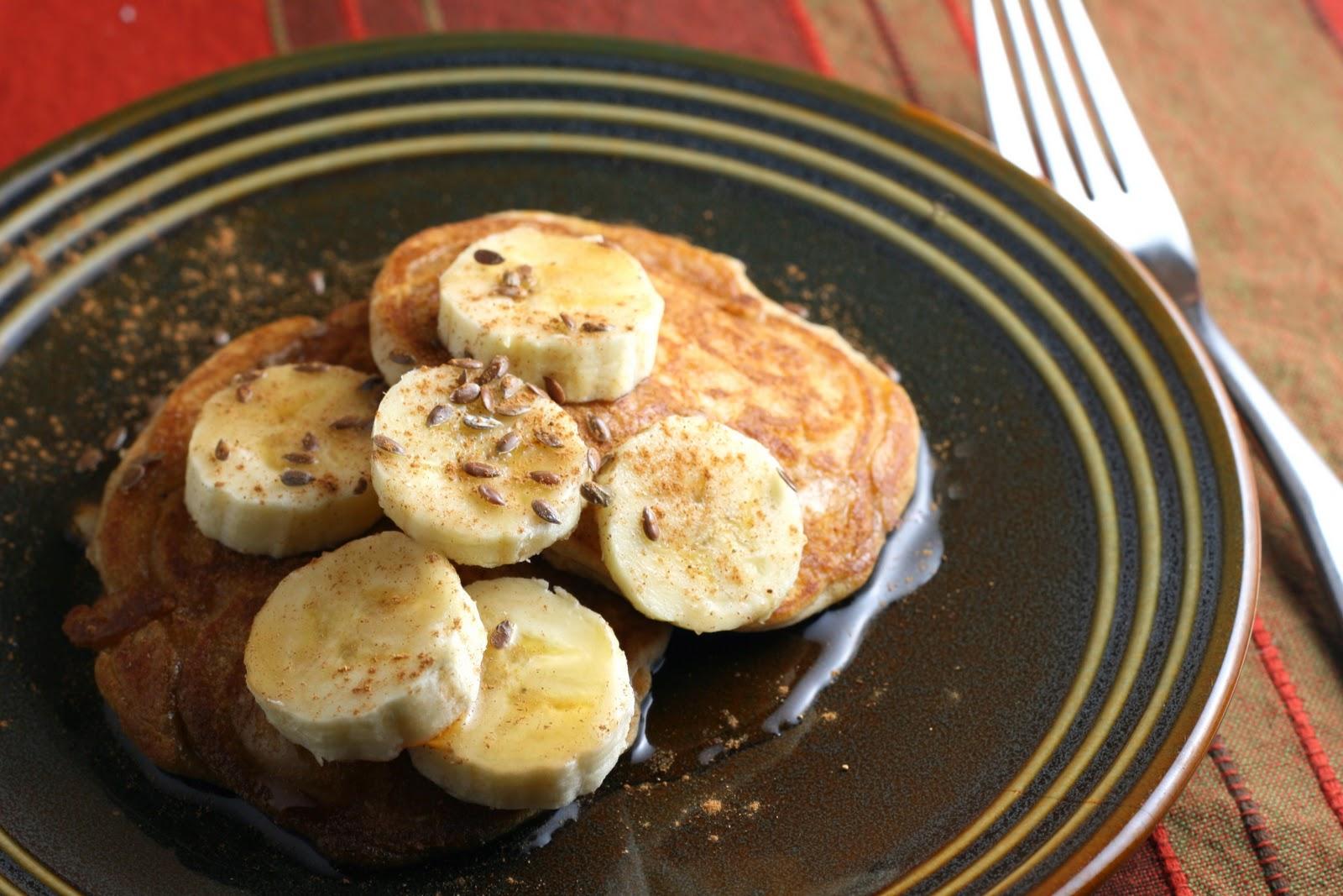 Sunday Morning Pumpkin Pie Spice Pancakes - Coastal Cooking