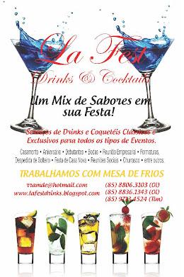 PARCEIROS DO LA FEST BUFFET: