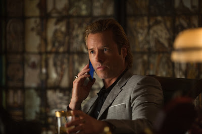 guy pearce ironman 3 as Aldrich Killian