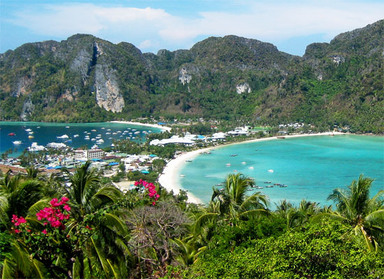 My Thailand Adventure: Koh Phi Phi