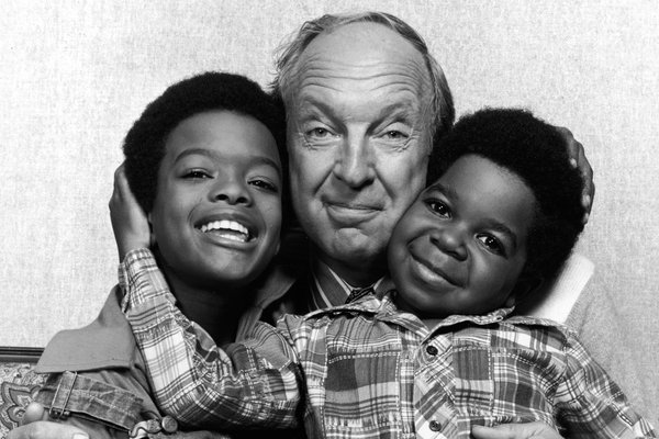 conrad bain in Diff'rent Strokes