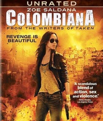 Colombiana (Venganza Despiadada)(2011).