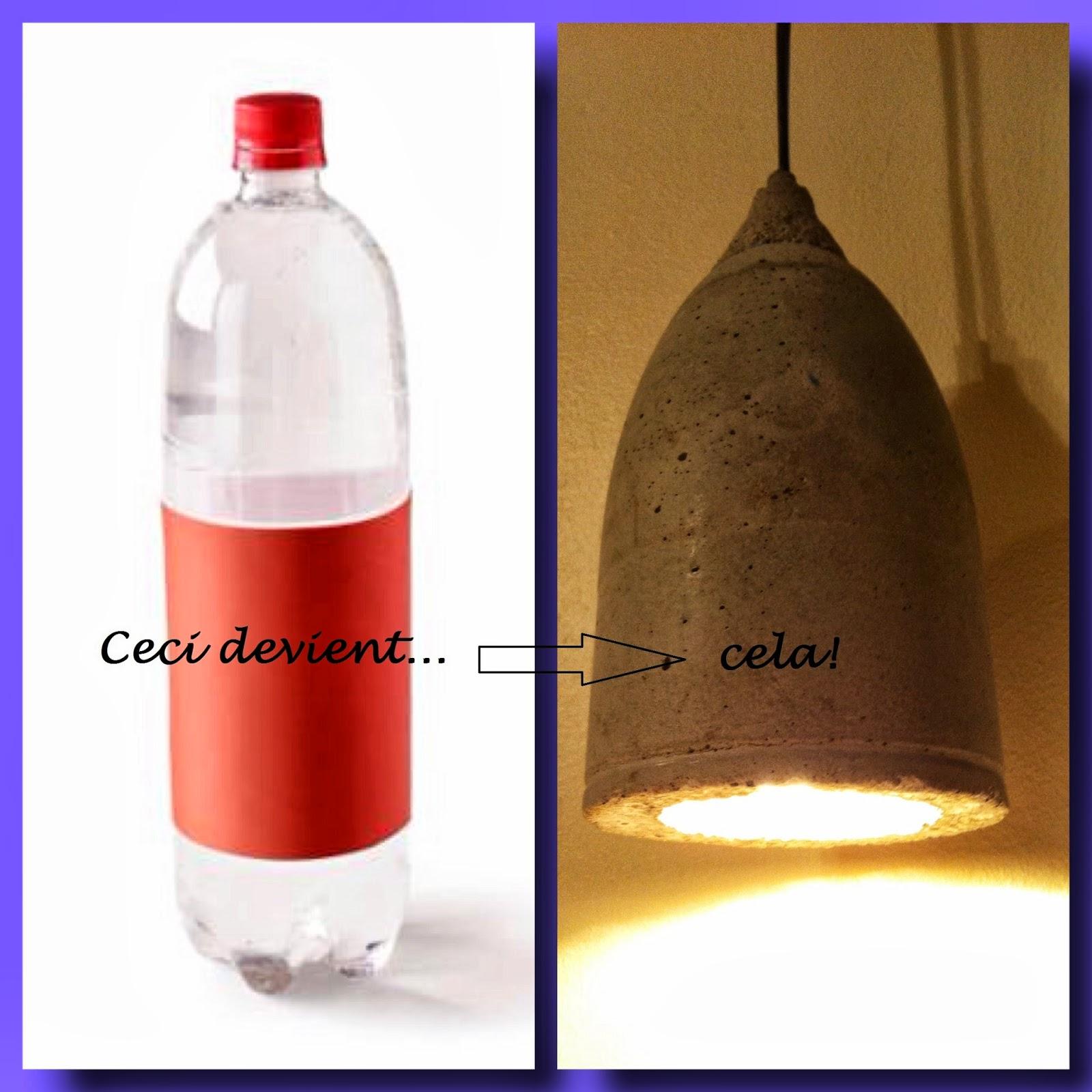 Initiales gg diy une lampe en b ton - Fabriquer des carreaux de ciment soi meme ...