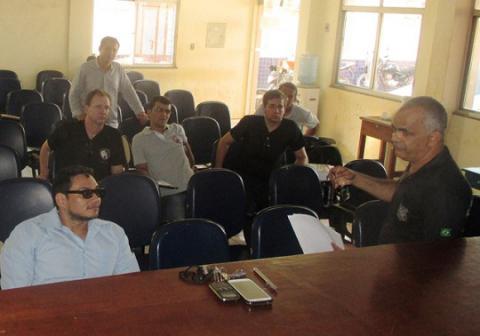Polícia Civil de Itaituba promove reunião sobre metas do Programa de Redução da Criminalidade