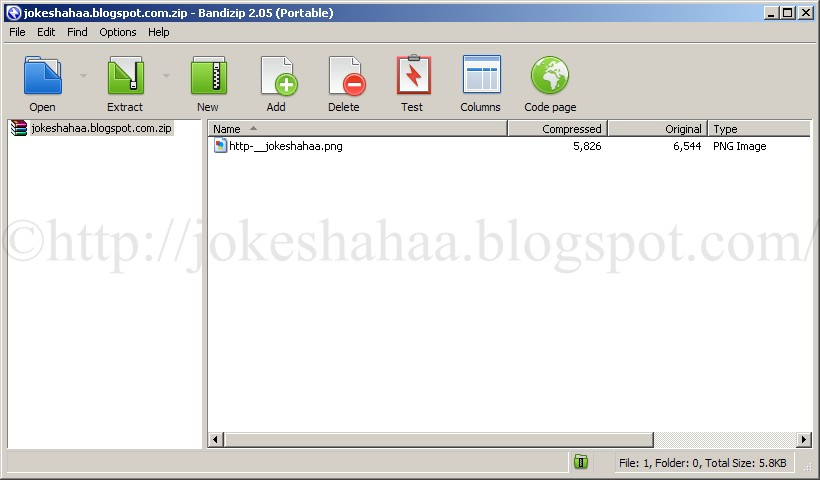 Bandizip_Free_Archiving_Software