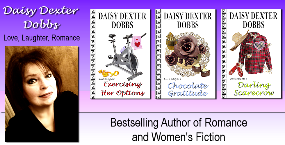 Daisy Dexter Dobbs - Author, Artist and Grand High Exalted Goddess of Make-Believe