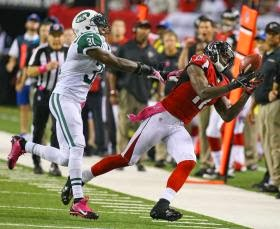 Julio Jones' season may be over