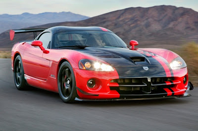 2012 Dodge Viper SRT Wallpaper