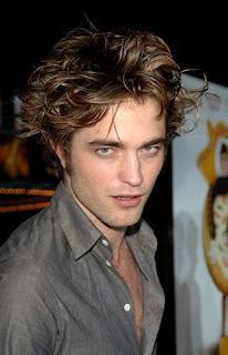 Robert Pattinson Hairstyle Ideas for Men