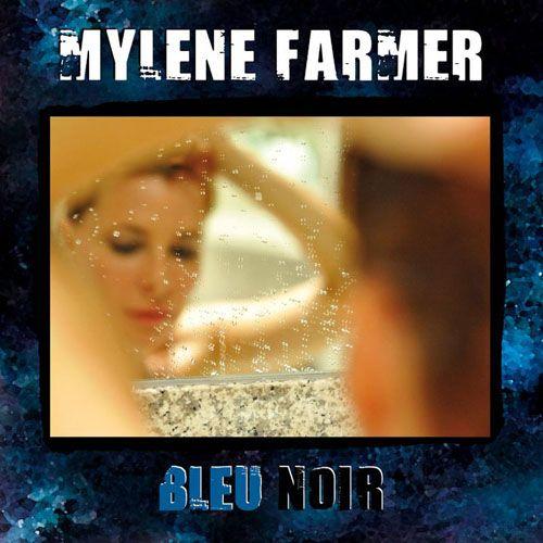 clip bleu noir Mylène Farmer