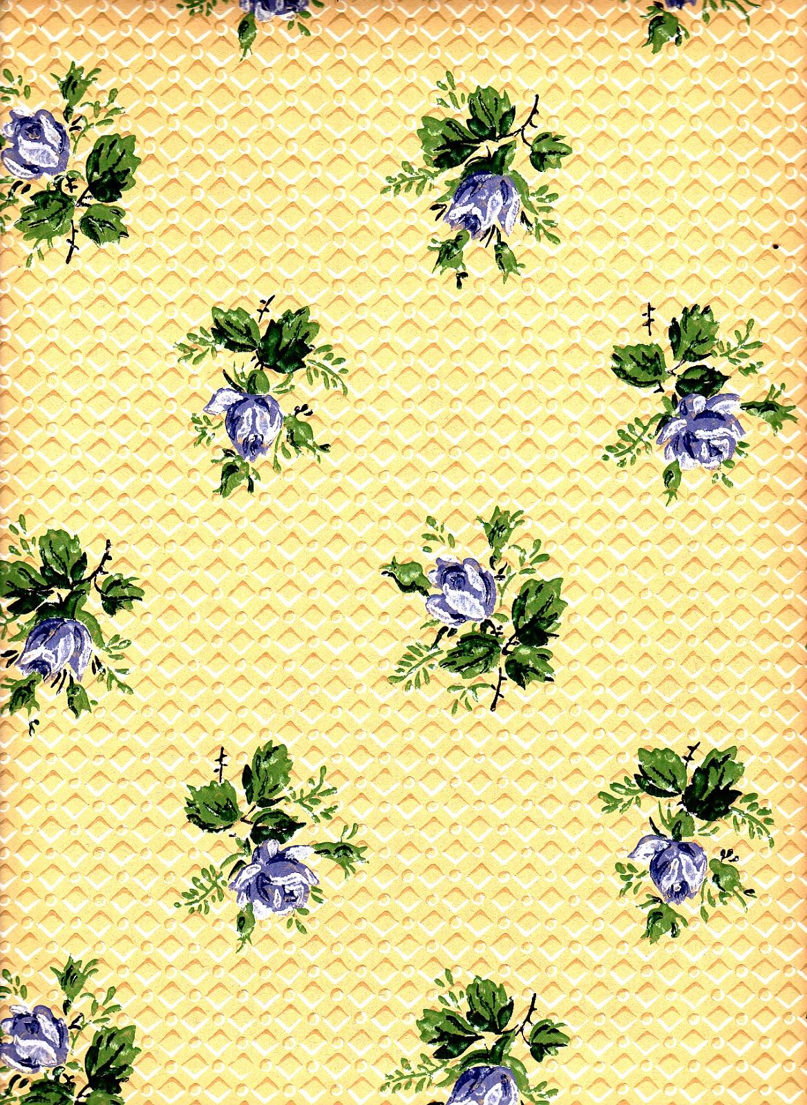 Madeline 39 s memories more vintage wallpaper samples for Wallpaper samples