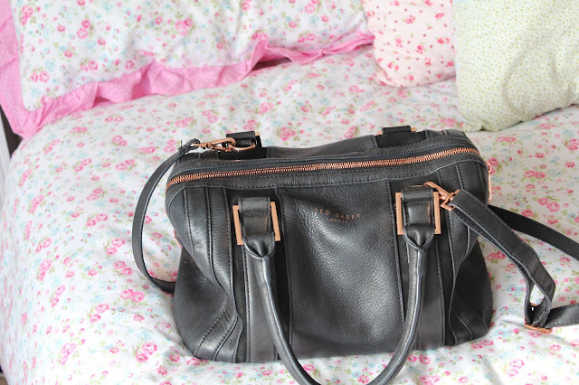 Ted Baker Leather Handbag