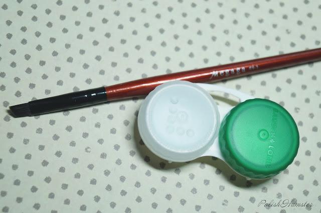 Cute Red Handled Eyeliner Brush Makeup Brush Cosmetic Brush