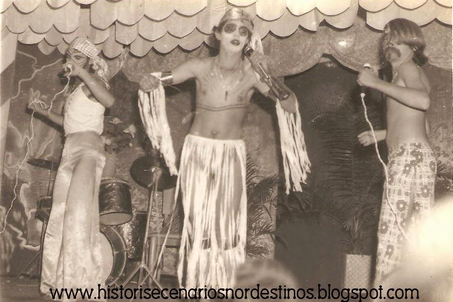 Aselpa Show, apresentação de 11-07-1974