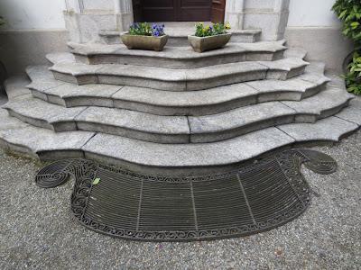 Pala Italiaa - Kauniit portaat