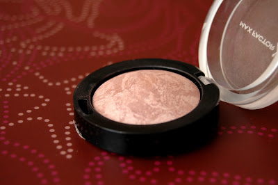 Max Factor Pastell Compact Blush Nude Mauve