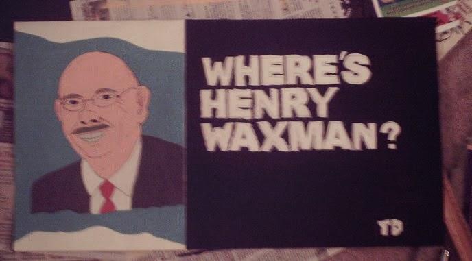 chick tract parody waxman