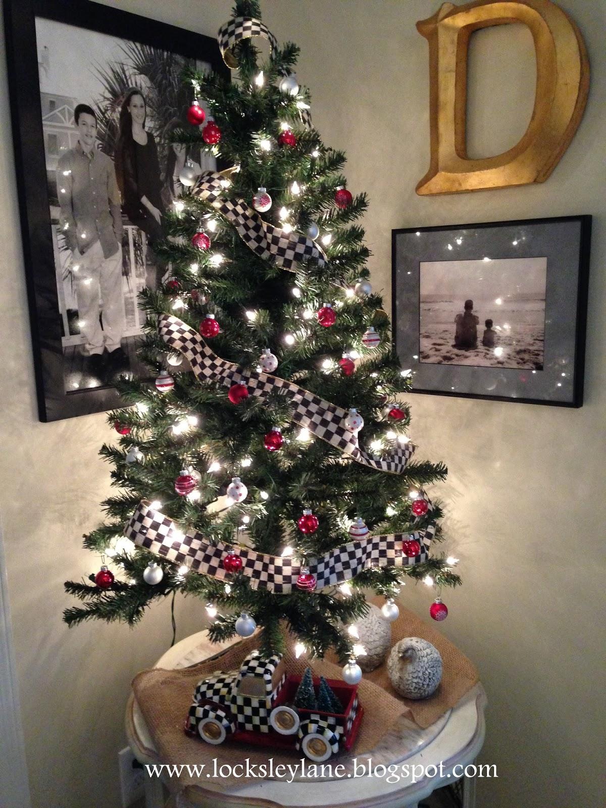 Locksley Lane: Mackenzie-Childs' Christmas Truck - Paint Your Own