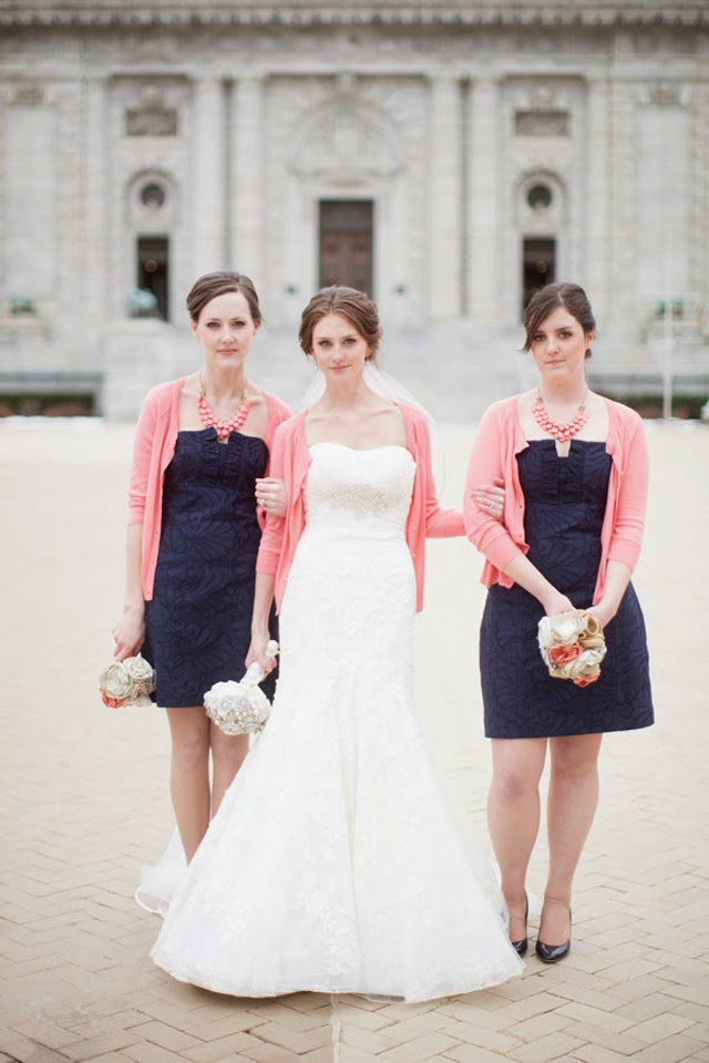 Navy blue and pink weddings wedding stuff ideas for Navy blue and pink wedding