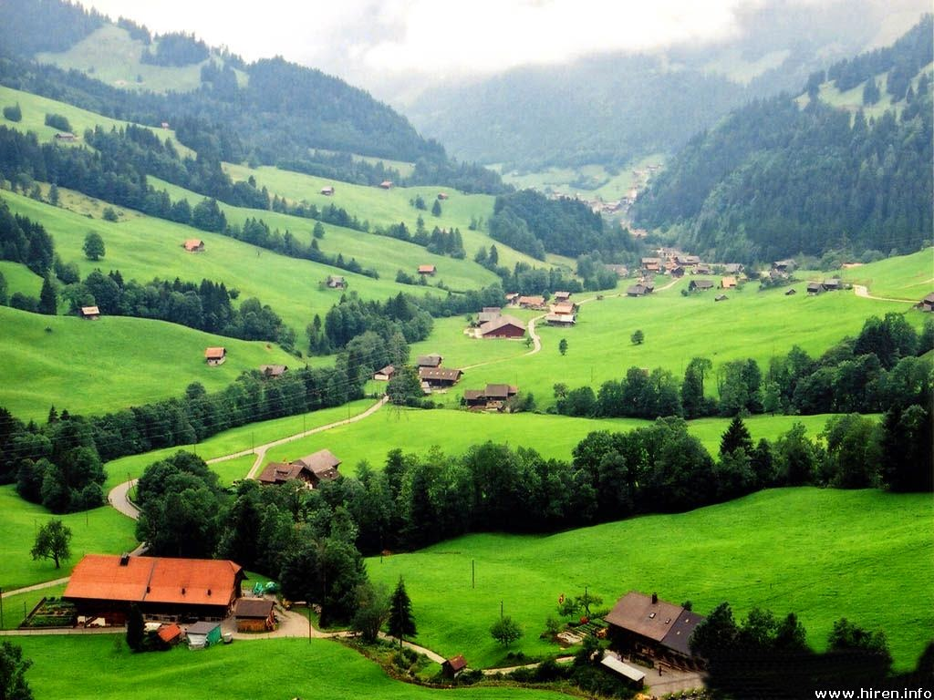 Most Beautiful Natural Places In Switzerland