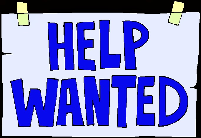 Help Wanted Picture from A Class*y Collaboration