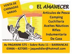 """Ventas de Carnadas y Art de Pesca """"El Amanecer"""""""