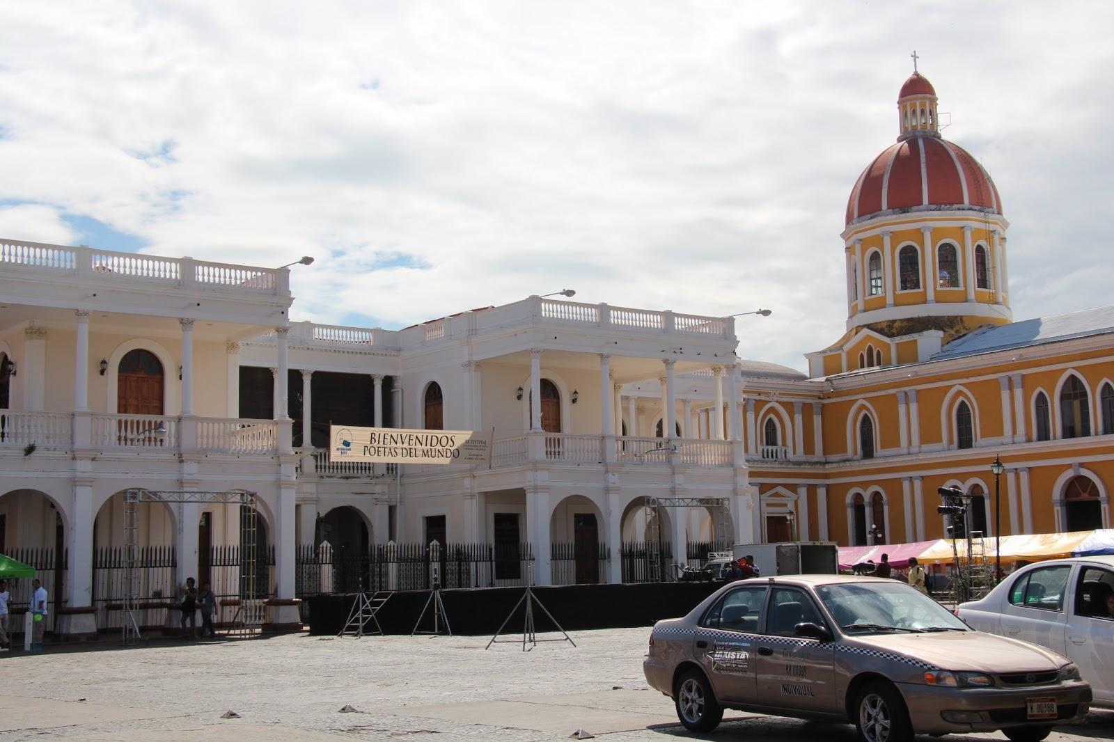 Centro de Granada. Foto: María Eugenia Ramos.