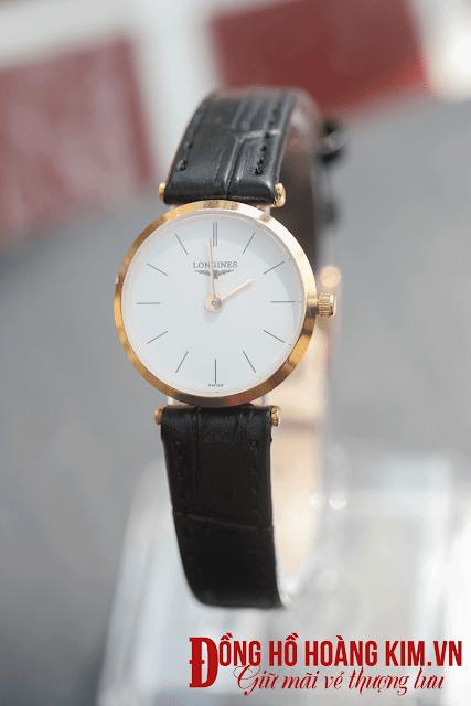 Đồng hồ nữ longines mặt nhỏ