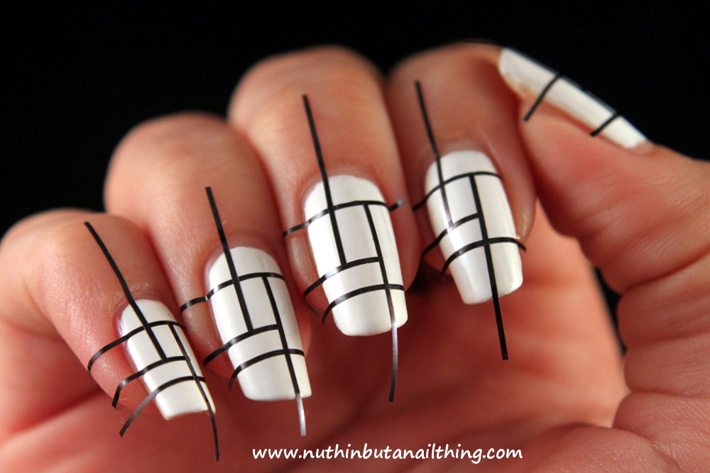 but a nail thing: Salons Direct: Striping tape gradient and tutorial