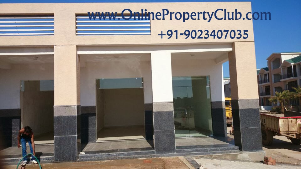 omaxe commercial booths and sco in mullanpur new-chandigarh
