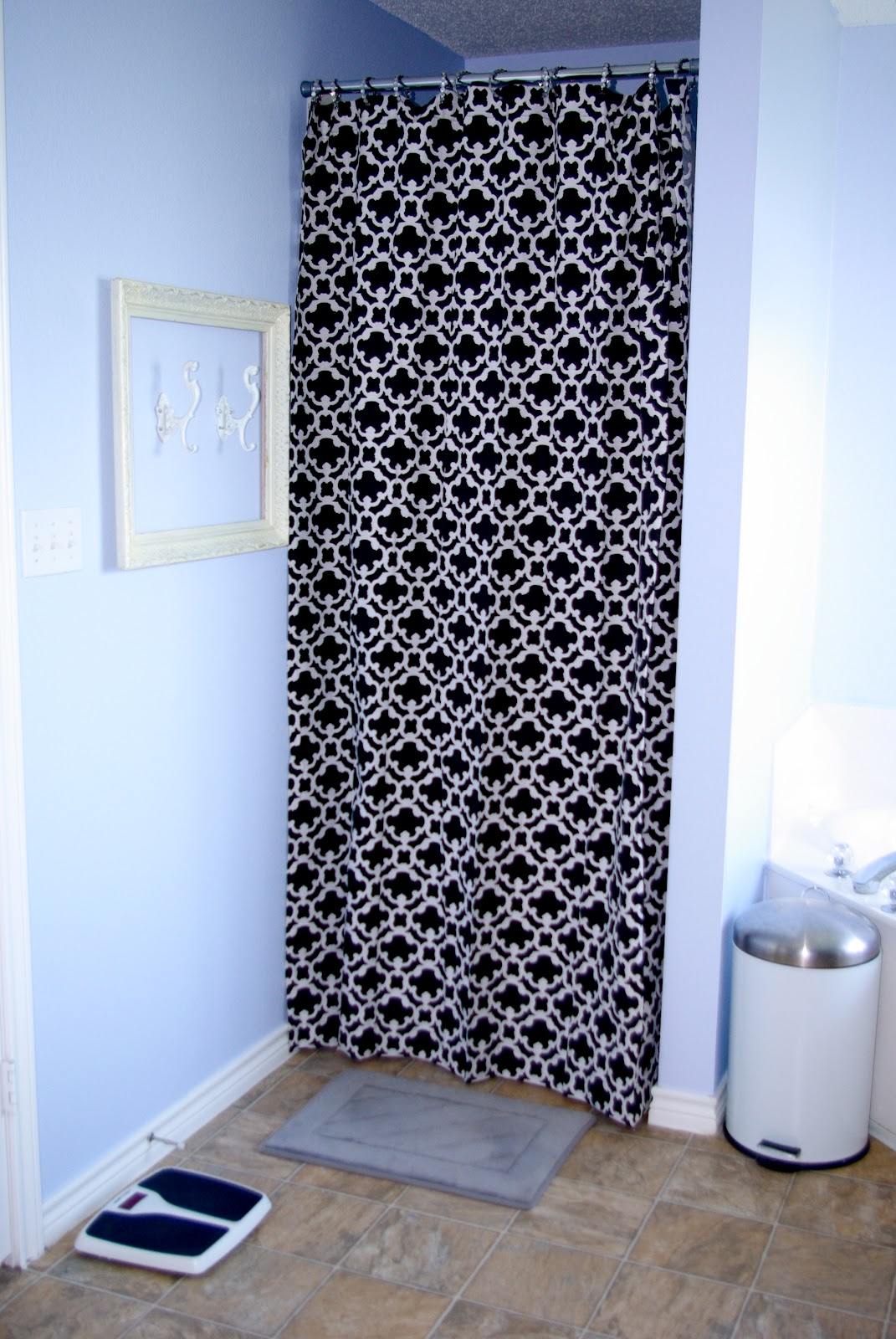 Skinny Meg: A cheap solution for an ugly shower