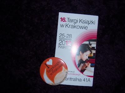 """""""Istnieję po to, by czytać książki…"""" - 16 Targi Książki w Krakowie"""