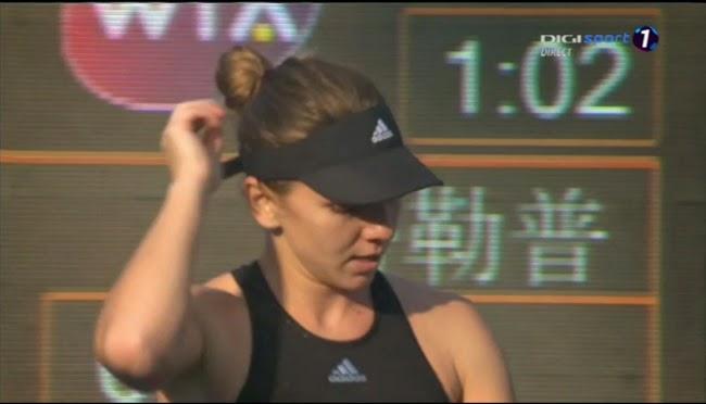 Simona Halep - semifinale la Shenzhen