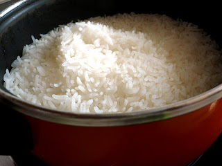 Cooking Rice - Boiling Rice