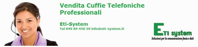 Cuffie telefoniche Professionali