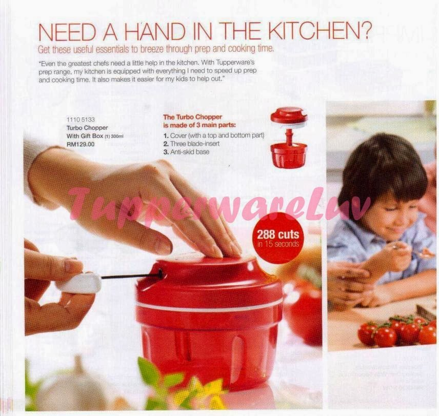 Katalog Tupperware Brands Edisi 7/2013