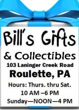 Bill's Gifts & Collectibles, Roulette