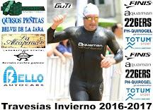 Calendario Travesías Invierno 16-17.