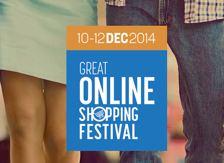 GOSF (Great Online Shopping Festival) India is starting on Dec 10th 2014