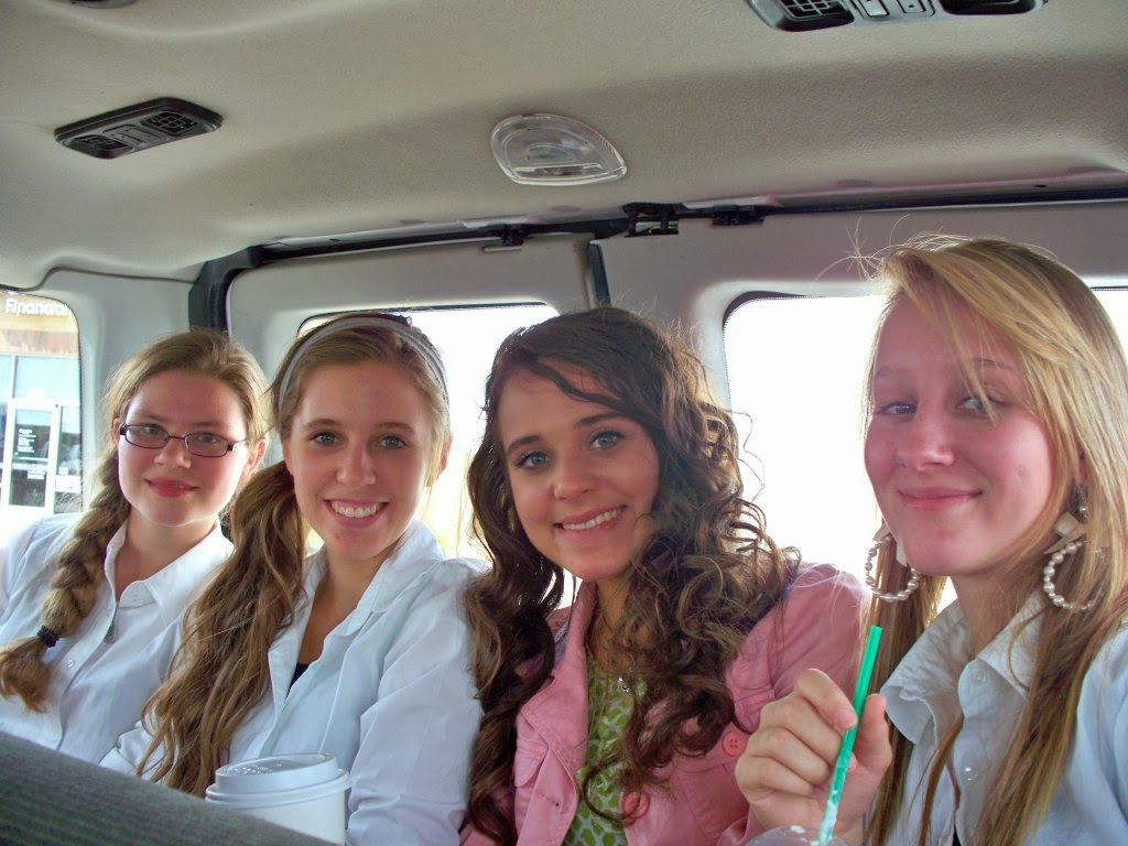 ... Duggar 19 Kids and Counting TLC: Jinger Leaves Her Teenage Years